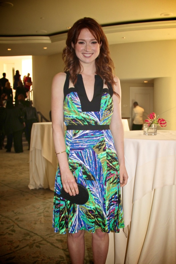 Ellie Kemper THR Women in Entertainment Event